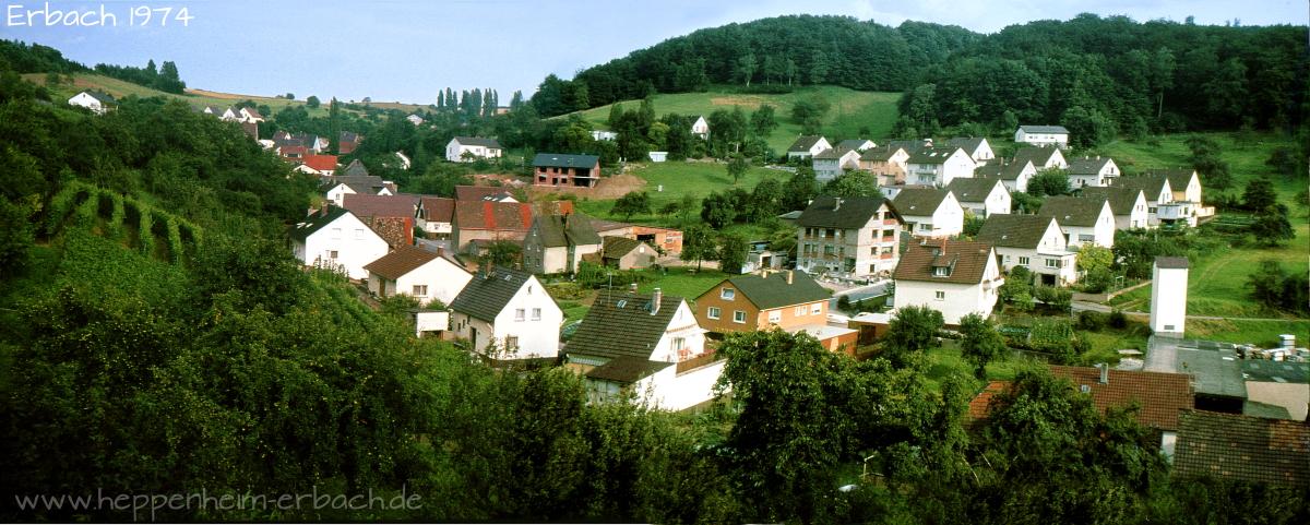 Heppenheim-Erbach 1974