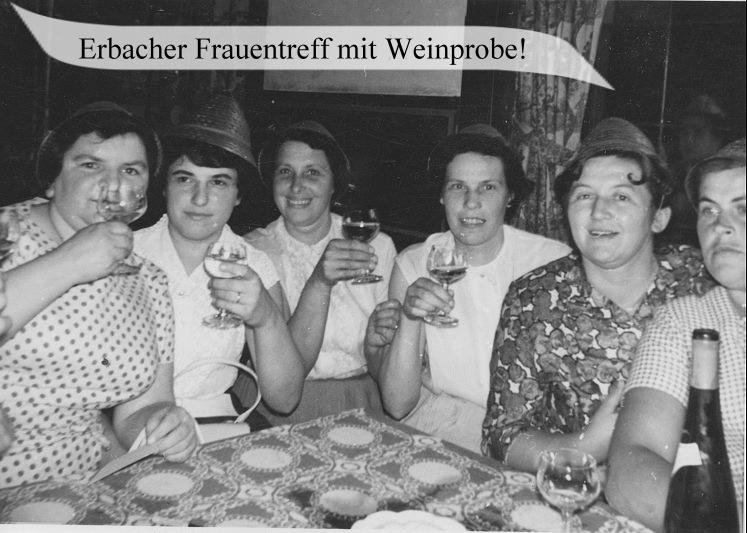 Erbacher Frauentreff mit Weinprobe